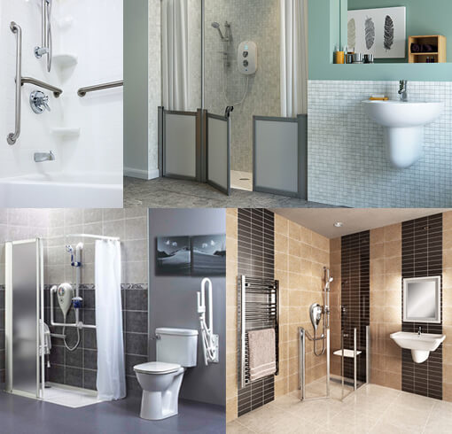 Quantas Bathrooms Accessible Fittings